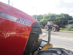 Farmall A Launch in Mexico