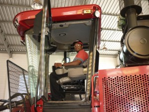 Mapex / Case IH Training for Sugarcane Harvesters